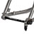 Titanium cross country frame wittson bestia