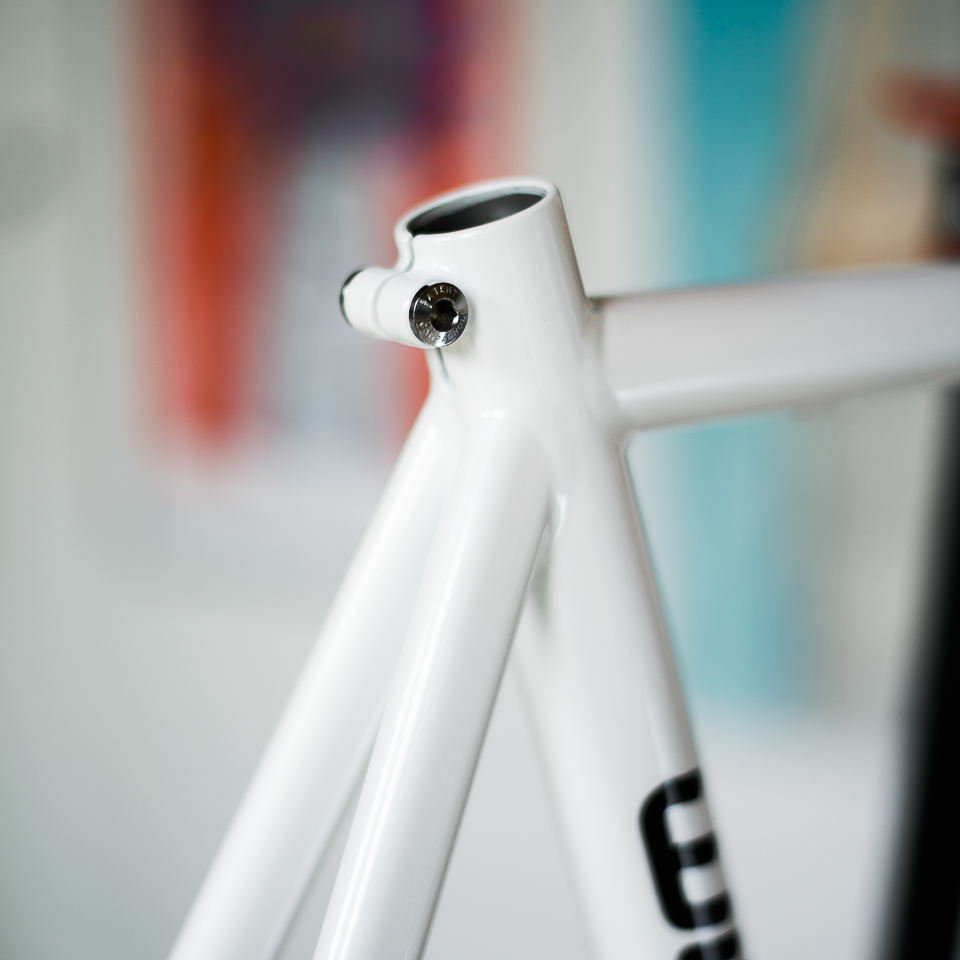 Campagnolo integrated seatpost clamp