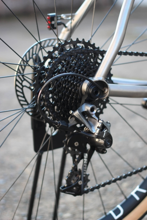 Gravel groupset SRAM CX1