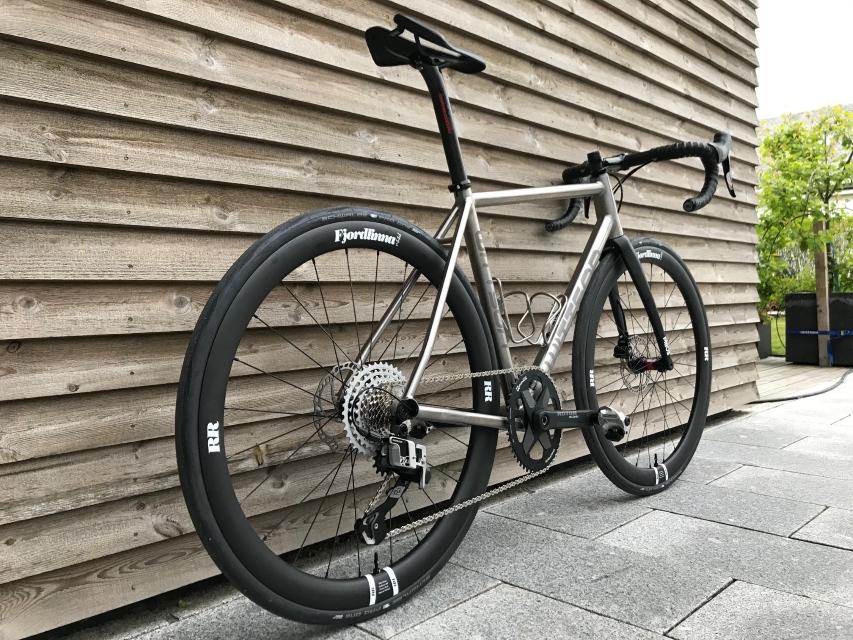 Titanium Bicycle Reviews | Wittson | Custom Titanium Cycles