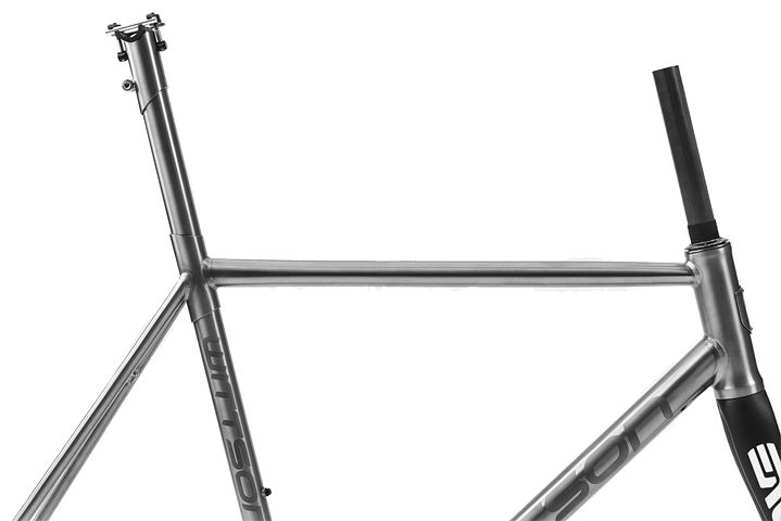 titanium road race frame set Suppresio inclusive Enve fork and Chris ...