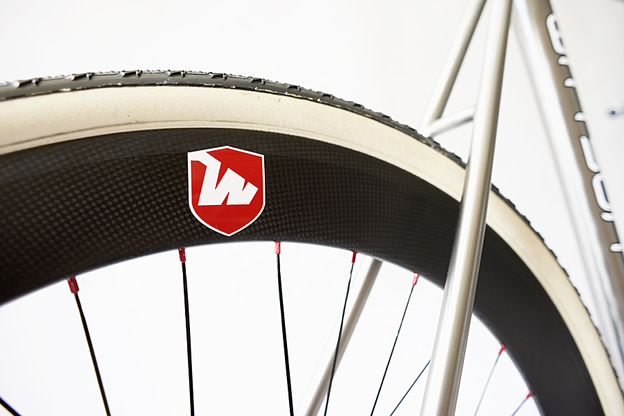 Wittson Carbon Tubular 60mm Custom Wheel Set