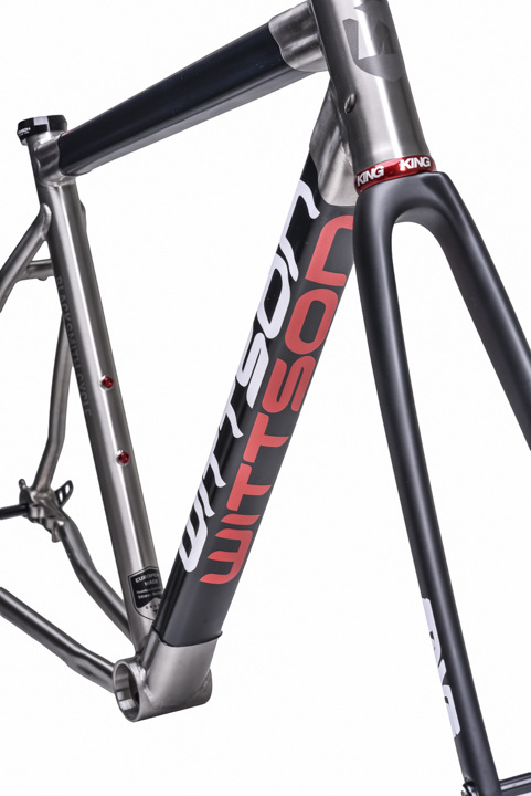 Wittson Custom Ti Cycles - Page 3