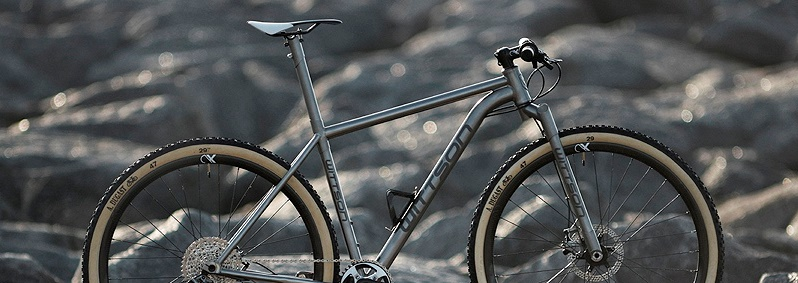 wittson bestia titanium 29er bicycle